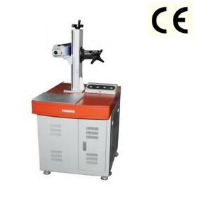 Raycus 30w Table Type Style Fiber Laser Marking Machine Marker Laser Engraver 2