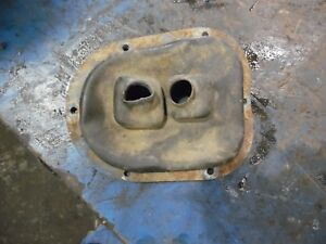 1986 Ford Tw 35 Series 2 Farm Tractor Shift Lever Dust Boot