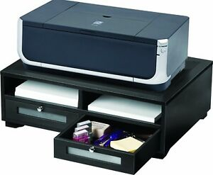 Printer Table Hp Wireless Stand Photo Canon Paper Storage Office Cubicle Cubical