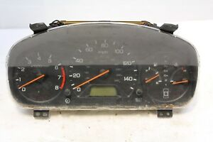 1998 2000 Honda Accord Speedometer Dash Cluster Mph Oem 2 3l At 191 595