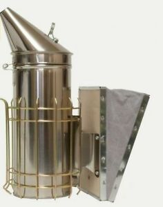 Harvest Lane Honey Bee Keepers Smoker 4x7 Smk 104