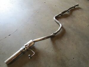 1994 2001 Jdm Acura Integra Dc2 Type R Complete Buddy Club Exhaust Cat Back