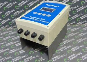 Used Waltron Aqualyzer 9061 Dissolved Oxygen Analyzer Controller