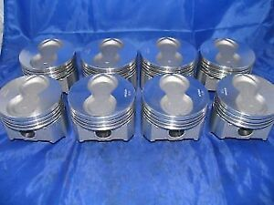 Ford Truck V8 Piston Set 1954 64 272