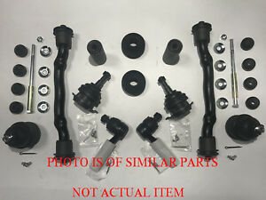 Select Rubber Front End Kit 1973 1979 Buick Apollo Special Skylark