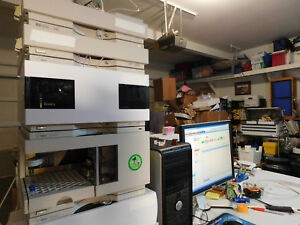 Plug and work Agilent 1100 Hplc Systems W dad Sftw On Pc