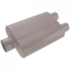 Flowmaster 430402 40 Series Muffler Aggressive Sound 3 In 2 5 Out