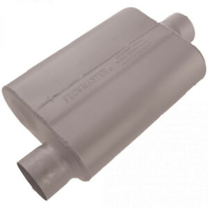 Flowmaster 43041 40 Series Muffler Aggressive Sound 3 In 3 Out