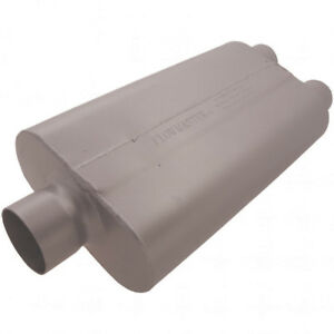 Flowmaster 9430502 50 Delta Flow Muffler Moderate Sound 3 In 2 5 Out