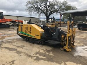2013 Vermeer D16x20 Sii Directional Drill Low Hours fresh Service