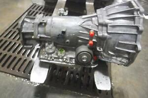 Chevrolet Trailblazer Ext 4 2l 4speed 4wd Automatic Transmission 4l60e 05 06