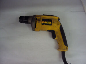 Dewalt Dw275qd Vsr Quick Drive Drywall Screwgun 4000 Rpm Used B 231