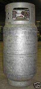 33 Aluminum Lpg Tank For Lpg Fueled Forklifts