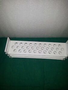 Test Tube Stand 13mm 31 Hole Pack Of 2pcs Plastic ware