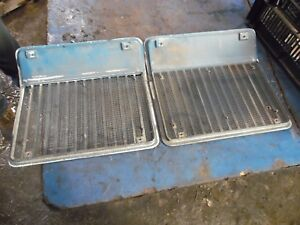 1986 Ford Tw 35 Series 2 Farm Tractor Side Grill Panels