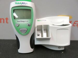 Welch Allyn 01690 300m Sure Temp Thermometer 9 Oral Probe Wall Mount New