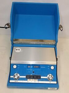 Maico Ma20 Hearing Instruments Audiometer Ma 20