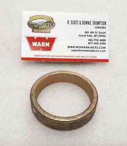 Warn 98507 Pinion Shaft Bushing For 8274 Truck Winch Replaces 7611