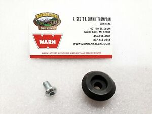 Warn 76226 Synthetic Winch Rope Anchor Kit M8000 Vr8000 9 5xp s Vr10000