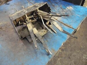1986 Ford Tw 35 Series 2 Farm Tractor Console Lever Assembly