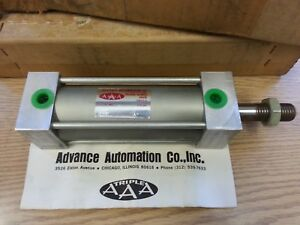 Air Cylinder New Advance Automation 4 Inch Stroke Model 300