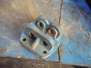1986 Ford Tw 35 Series 2 Farm Tractor Top Link Bracket