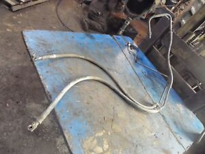 1986 Ford Tw 35 Series 2 Farm Tractor Air Conditioning Hoses