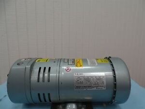 Gast 1023 101q g279 Vacuum Pump 3 4hp 3ph