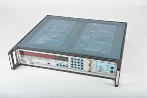 As Is Eip 578 Source Locking Microwave Counter