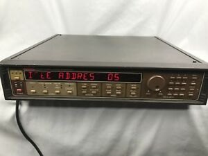 Keithley 238 High current High Current Source Measure Unit Free Shipping Fedex