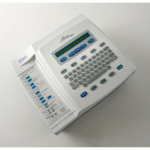 Burdick Atria 3100 Ecg Machine Demo
