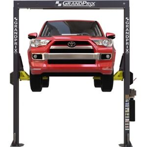 Bendpak Two Post Car Lift Grand Prix 7000 Lb Capacity Gp 7