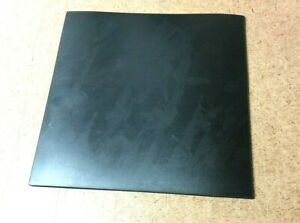 Neoprene Rubber Sheet Solid 1 8 Thick X 8 1 2 X 11 Rect 60 Duro Med Flex