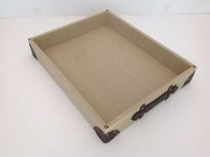 Pottery Barn Hawthorne Desk Tray New Sold Out At Pb
