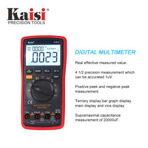 Kaisi 9033 Count Automatic Measuring Range Digital Multimeter Tr