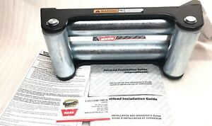 Warn 89214 Roller Fairlead For Zeon Vr Series Xd9000 9 5xp Other Winches