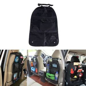 Auto Car Seat Back Rear Organizer Holder Multi Pocket Hanger Travel Storage Bag