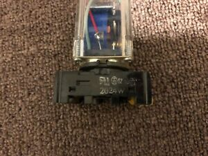 New No Box Detrol Controls Relay 105a Dpdt 10 A With 2024 W Base