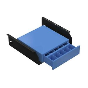 Point Of Sale Pos Under Counter Cash Drawer Mount 6 Tall Pn 50330
