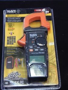Klein Tools Cl700 Ac Auto Ranging 600 Amp Digital Clamp Meter new