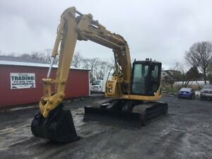 2006 Caterpillar 314c Lcr Hydraulic Excavator W Cab And Blade