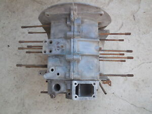 Porsche 356 C Engine Case 716473 Type 616 15 Non Matching Numbers Fl 57