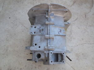 Porsche 356 T6 Engine Case 607529 Type 616 1 Matching Numbers Fl 144