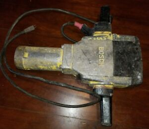 Bosch Brute Electric Jack Hammer For Parts Top End Is Good Local Pickup Only