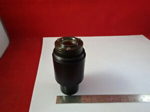 Mounted Lens Aus Jena Zeiss Neophot Germany Optics Microscope Part As Is 93 36