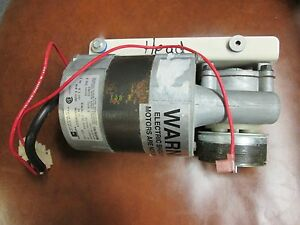 Stryker Head Actuator For Model Mps 3000 Hospital Bed Pn 3004 700 105