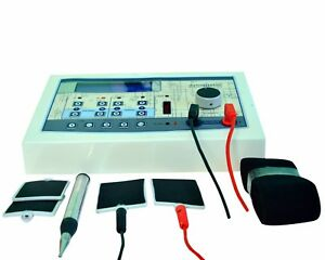 Ultrasound Therapy Unit 2 Mhz Ultrasound Electrotherapy Professional Usage 44