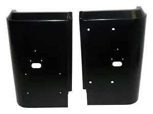 Body Corner Guard Fits 1997 2006 Jeep Wrangler Crown Automotive Sales Co