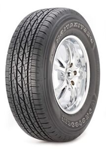 4 firestone Destination Le 2 Tire P265 75r16