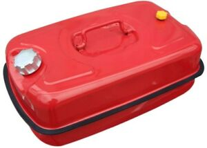 5 Gallon Metal Gas Can 20l Jerry Can Gasoline Gas Fuel Can Red